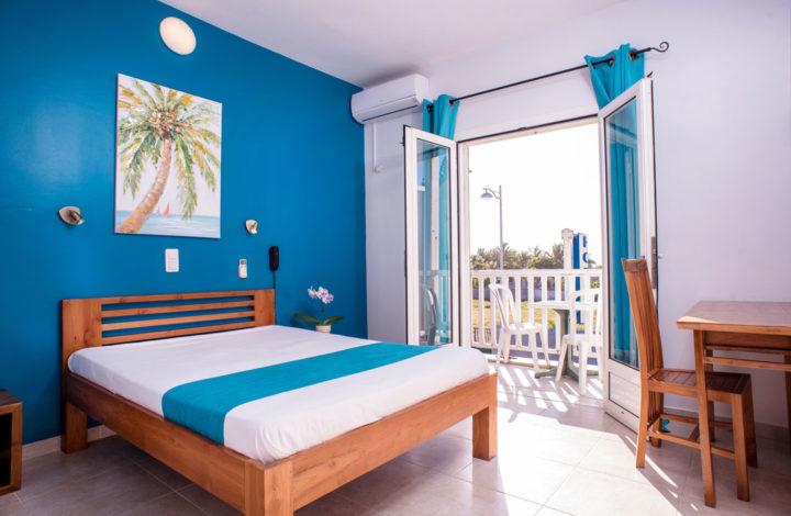 Chambre double avec ou sans balcon