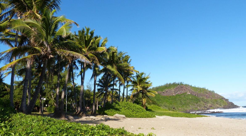 La plage de Grande Anse à quelques minutes de l'hotel